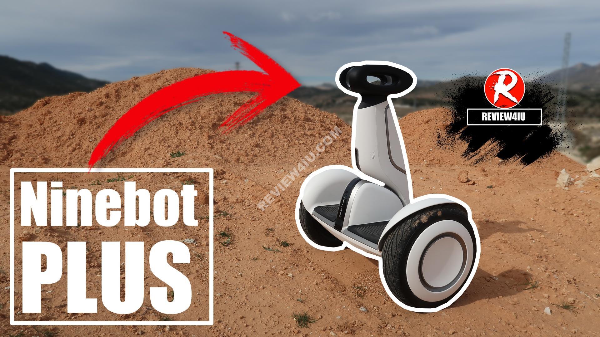 Ninebot Plus: el MEJOR smart balance!