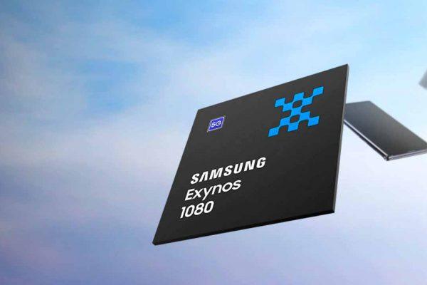 Nuevo Exynos 1080 de Samsung