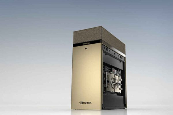 NVIDIA lanza un PC con una gráfica de ¡320GB!