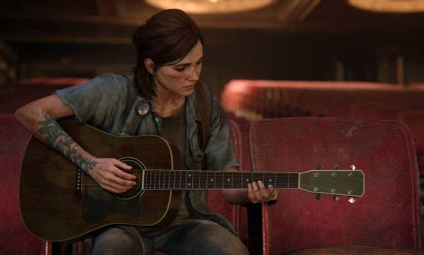 The Last of Us Parte II, Juego del Año (GOTY) por los Golden Joystick Awards 2020