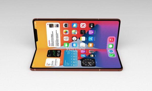 Foxconn (fabricante de Apple) ya estaría probando el iPhone plegable