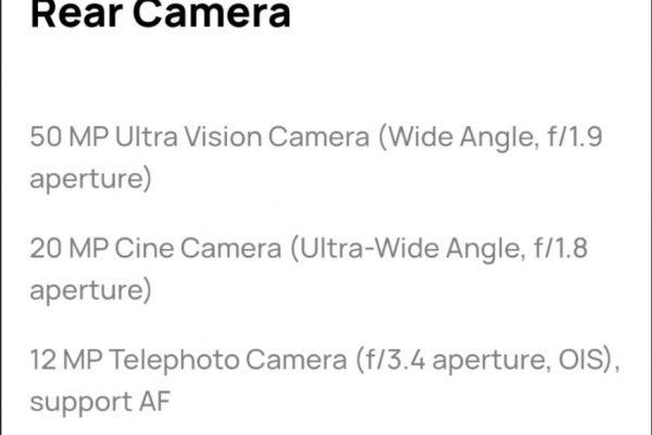 Filtradas las cámaras que montará el OnePlus 9
