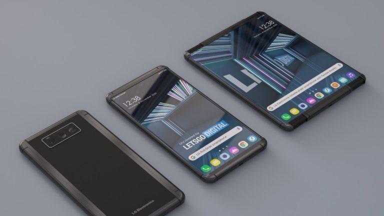 Filtradas las especificaciones y precio del smartphone enrollable de LG