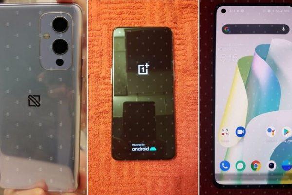 OnePlus 9 5G se filtra en imágenes
