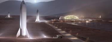 La Starship explota al terminar la primera prueba de vuelo