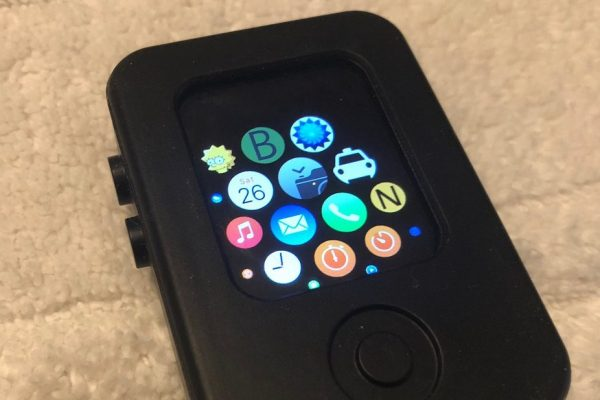 Se filtra un prototipo de Apple Watch