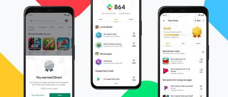 Google lanza Google Play Points en España
