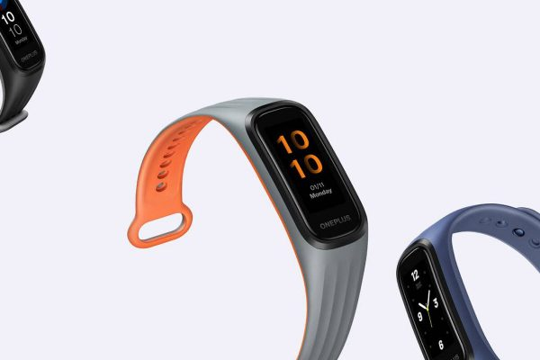 OnePlus presenta su nueva pulsera inteligente, la OnePlus Band
