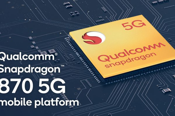 Nuvo Qualcomm Snapdragon 870