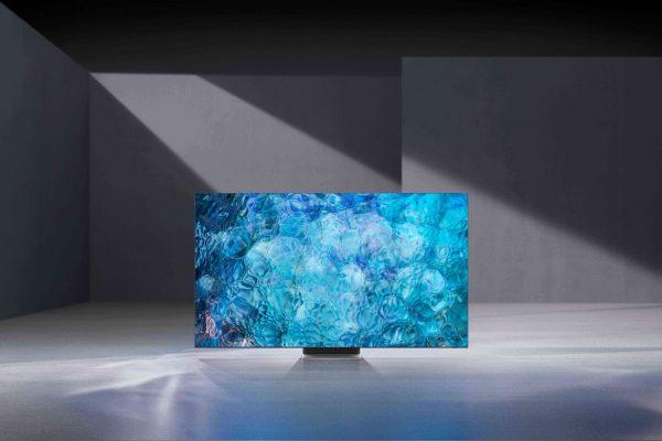 Samsung presenta sus Tvs mini LED