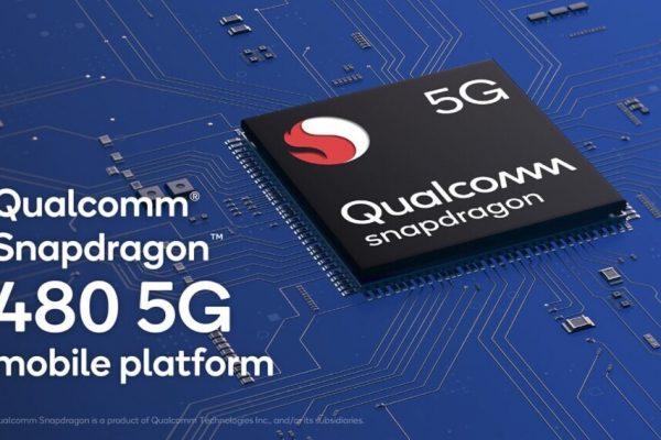 Nuevo Snapdragon 480, 5G en móviles de bajo presupuesto