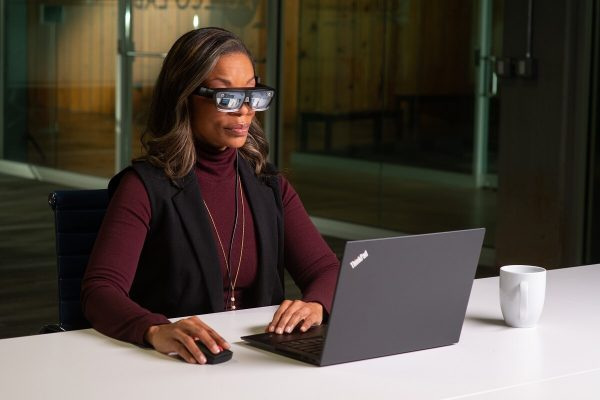 Lenovo ThinkReality A3, las gafas de realidad virtual para la oficina